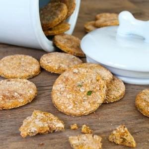 Fido Bacon Cookies