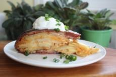Potato Bacon Cheddar Tart4