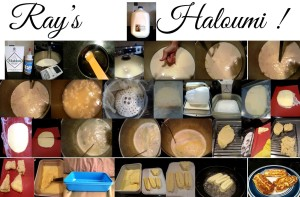 RAY'S HALOUMI CHEESE