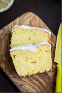 Starbuck's Lemon Loaf Cake
