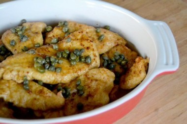 Chicken and Capers