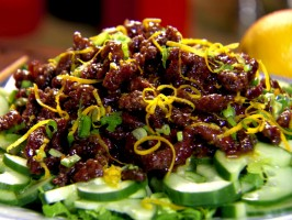 Yang-Yang Crispy Beef