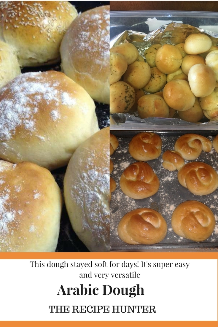 Arabic Dough