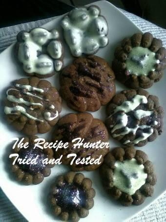 TRH Flake biscuit