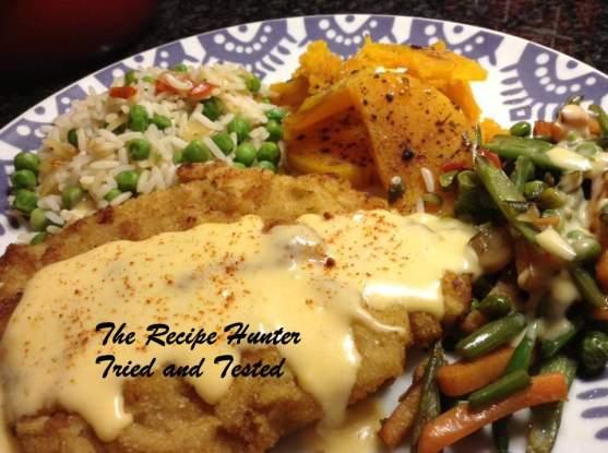 TRH Gail's Pork Schnitzels Chicken Breast Schnitzels