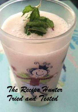 TRH Kamalini's Healthy Smoothie