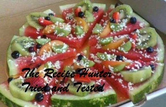 TRH Moumita's Low Calorie Frit Pizza