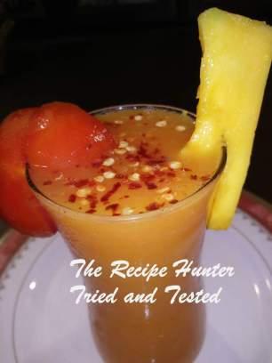 TRH Moumita's Refreshing Hot & Sweet Juice
