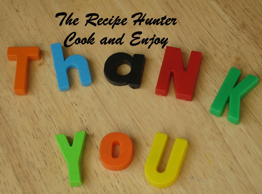 TRH CC thank you blog