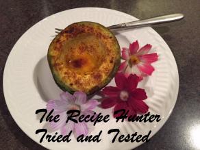 TRH Es's Roasted Avo Slices