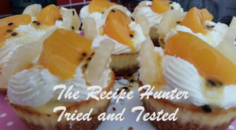 TRH Gail's Miniature Baked Cheesecakes
