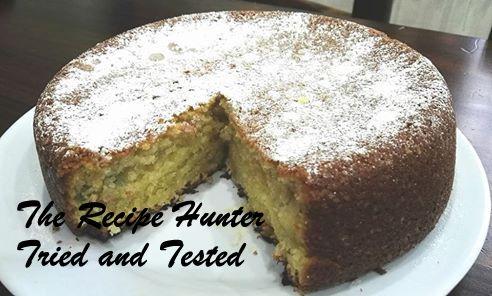 TRH Sureka's Eggless Coconut Cake