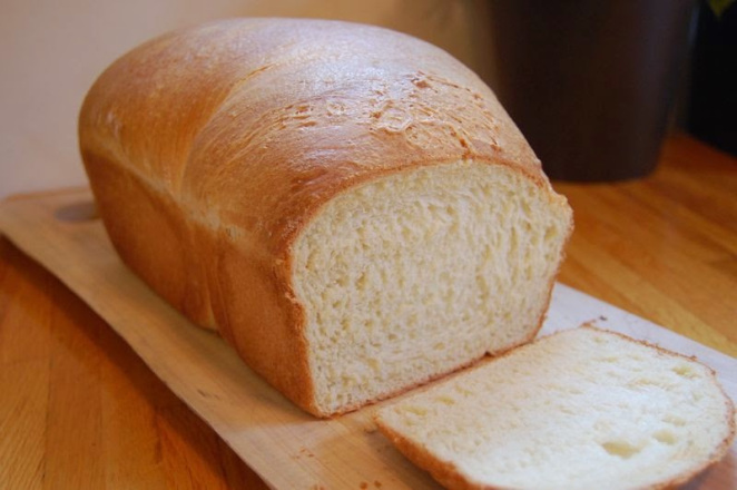 SIMPLE HOME MADE BREAD