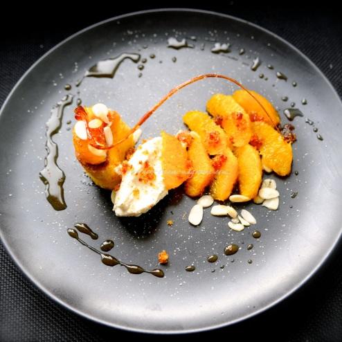 Spiced whole orange