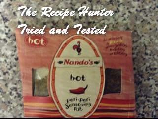 TRH Gail's Nandos Chicken Breasts1