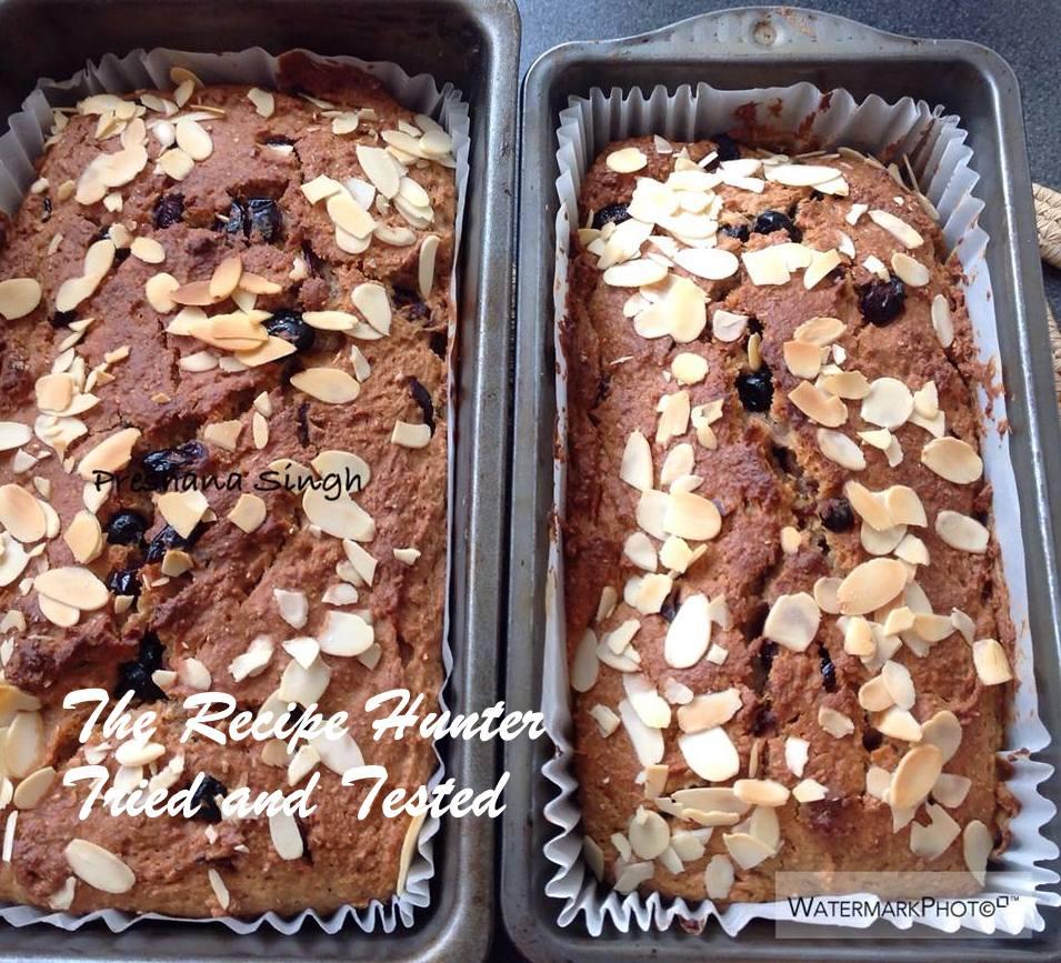 TRH Preshana's Buttermilk Fruit Loaf1