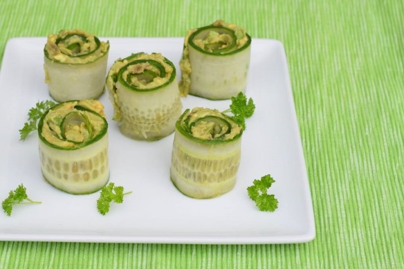 cucumber-avocado-rolls