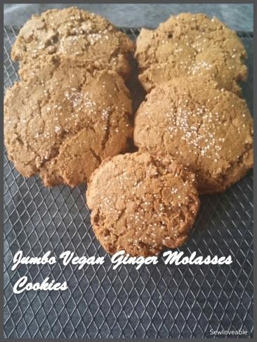 trh-jumbo-vegan-ginger-molasses-cookies