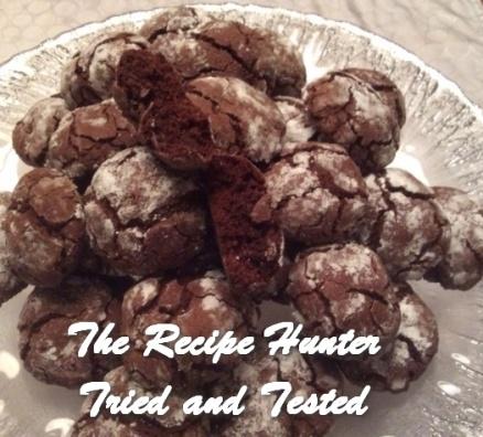 TRH Es's Gluten Free Chocolate Crinkle Cookies5