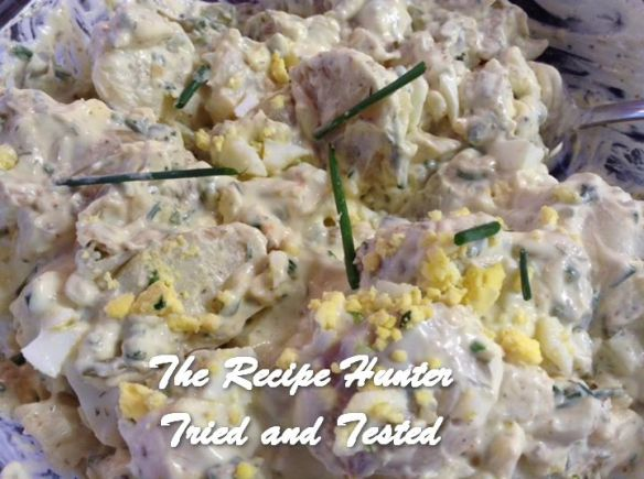 TRH Gail's Creamy Dreamy Potato Salad