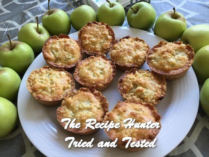 TRH Hannah's Apple Tartlets