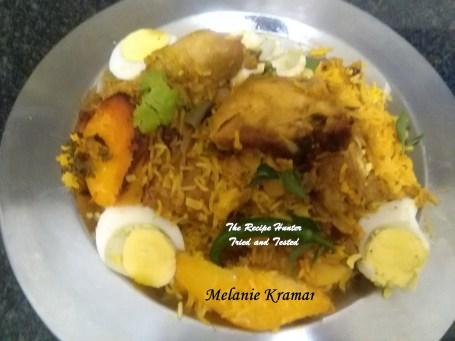 trh Melanie's Chicken Pilaau2