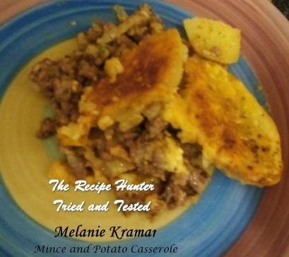 TRH Melanie's Ground Beef Potato Casserole