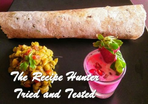 TRH Moumita's Zero oil Indian Meal