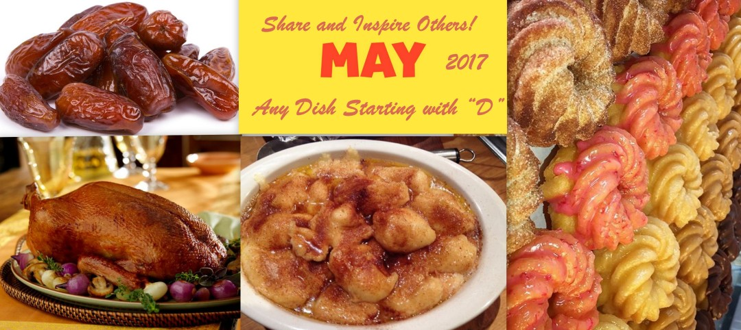 Share and Inspire Others April 2017