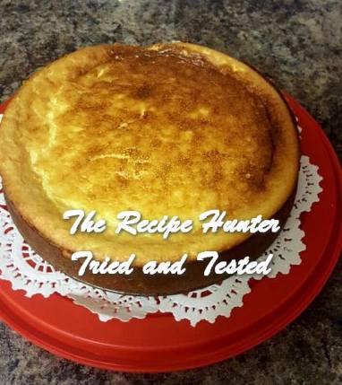 TRH Dalia's Cheese Cake