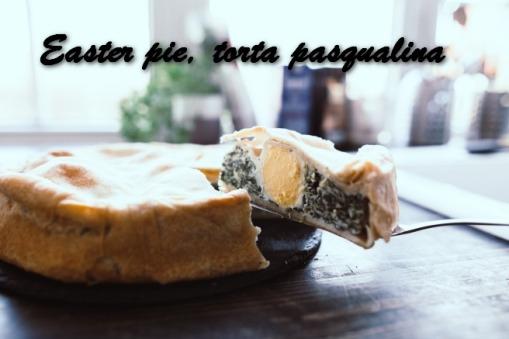 TRH Easter pie, torta pasqualina