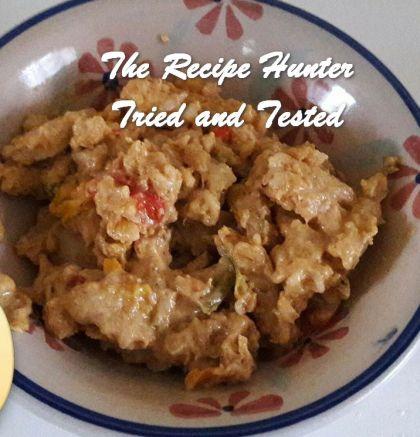 TRH Fatima's One Pot Chicken Fajita