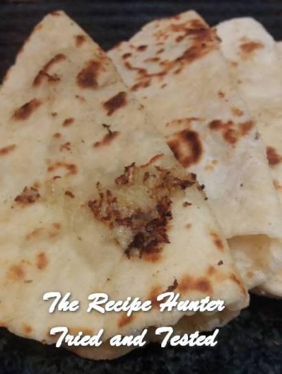 TRH Feriel's Full Cream Mass Roti and Spicy Curry Chicken