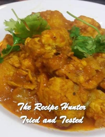TRH Feriel's Full Cream Mass Roti and Spicy Curry Chicken2