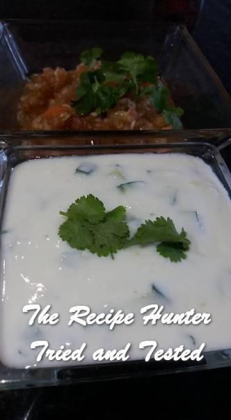 TRH Feriel's Lamb Akhni with Refreshing Dhay 2