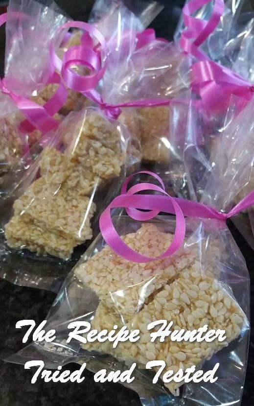 TRH Feriel's Sesame Seed Candy