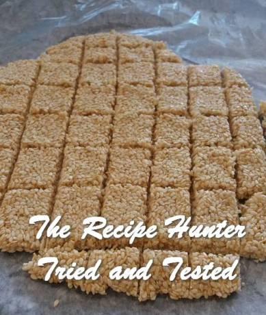 TRH Feriel's Sesame Seed Candy2