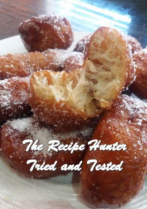 TRH Feriel's Yummy Sodawater Potato Koeksisters