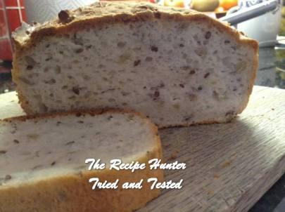 TRH Gail's Gluten Free Seed Loaf