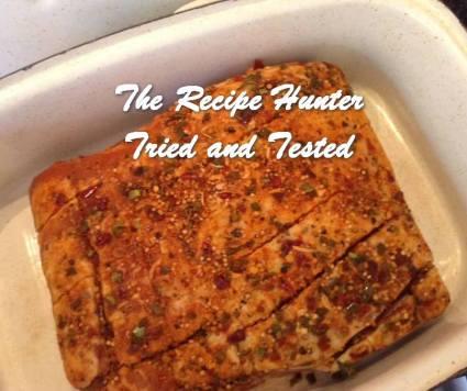 TRH Gail's Roast Pork Belly