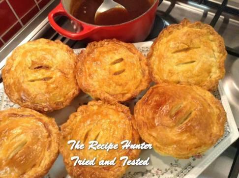 TRH Gail's Savoury Mince & Vegetable Pies