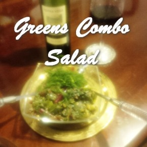 TRH Greens Combo Salad