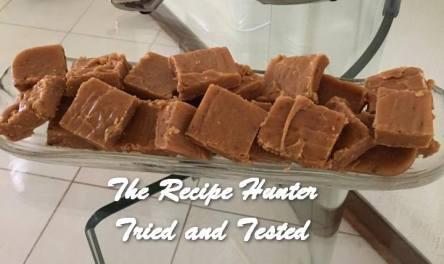 TRH Hannah's Fabulous Fudge