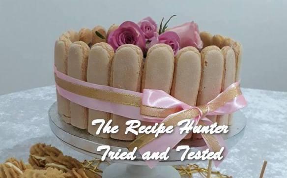 TRH Jameela's Tiramisu Cake