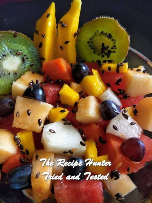 TRH Moumita's Easy Fruit Salad