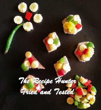 TRH Moumita's Low Calorie snacks