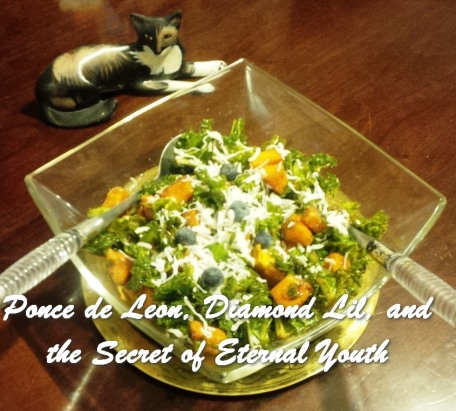 TRH Ponce de Leon, Diamond Lil, and the Secret of Eternal Youth