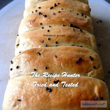 TRH Preshana's Pull apart Mini bread Loaf