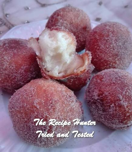 TRH Rashida's Soft and Fluffy Yeast Doughnuts