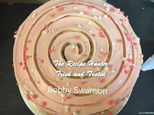 TRH Bobby's Red Velvet Cake
